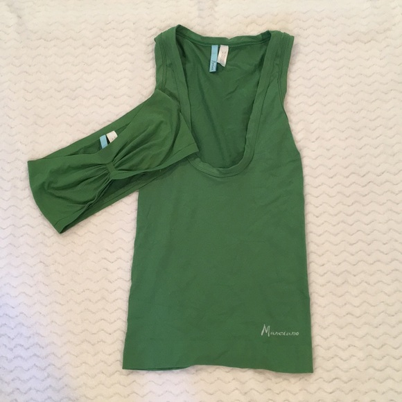 81bcc99f7ca Guess by Marciano Tops - Marciano low cut tank with tube top